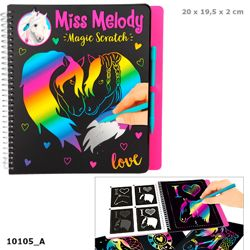 Detailansicht des Artikels: 010105 - Miss Melody Magic Scratch Boo