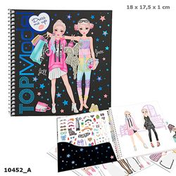 Detailansicht des Artikels: 010452 - TOPModel Dress Me Up Stickerb
