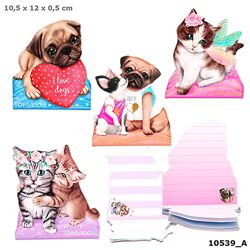 Detailansicht des Artikels: 010539 - TOPModel Doggy & Kitty Block