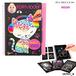 Detailansicht des Artikels: 010707 - TOPModel Magic Scratch Book