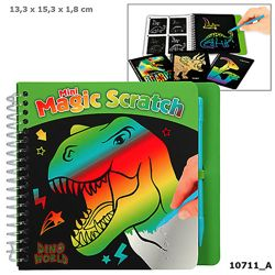 Detailansicht des Artikels: 010711 - Dino World  Mini Magic Scratc