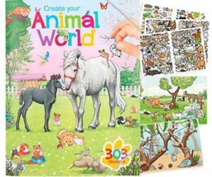 Detailansicht des Artikels: 011147 - Create Your Animal World Malb