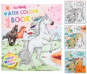 Detailansicht des Artikels: 011162 - Miss Melody Water Colours Boo