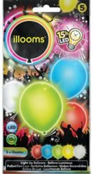 Detailansicht des Artikels: 83259281 - illooms LED Ballons Color Mix