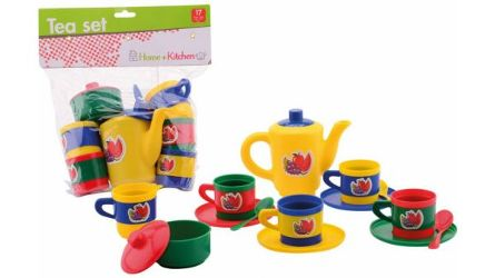 Detailansicht des Artikels: 27491 - Home and Kitchen Tee-Set, 17-