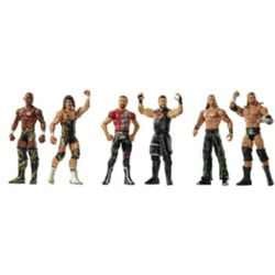 Detailansicht des Artikels: FTD030 - WWE Basis Fig 15cm 2-Pack Srt