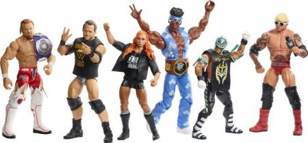 Detailansicht des Artikels: GDF600 - WWE Elite Collection Action F