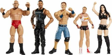 Detailansicht des Artikels: GDF620 - WWE Action Figuren (15 cm) So