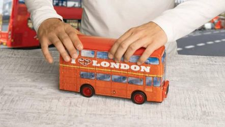 Detailansicht des Artikels: 12534 - London Bus