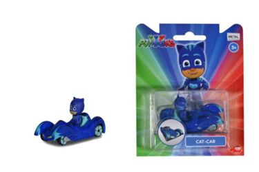 Detailansicht des Artikels: 203141000 - PJ Masks Single Pack Cat-Car