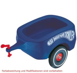 Detailansicht des Artikels: 800056277 - BIG-Bobby-Car-Trailer Royalbl